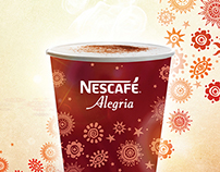 NESCAFÉ Alegria season's greetings