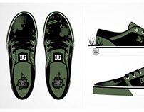 Trase Shoe for DC Shoes Contest