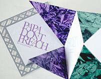 Press Kit for a Fashion Label