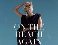 Factice Magazine: On the beach again