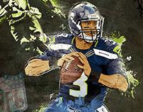 B.J. Daniels - Seattle Seahawks
