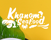 KHANOM SEAFOOD'S ADVERTISING PHOTOS