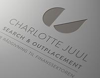 CHARLOTTE JUUL logo & identity