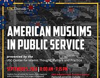 American Muslims in Public Service