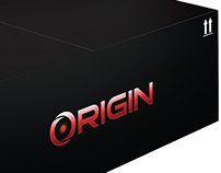 Laptop Box Packaging Design