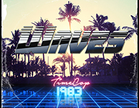 Timecop1983 - Waves EP [Cover]