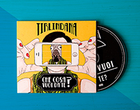 TIRLINDANA - CD Cover
