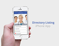 Directory Listing App