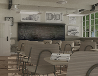 Classroom...