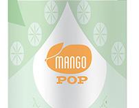Mango Pop ( Beverage Design)