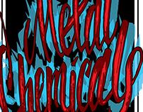 METAL CHEMICALS Extreme metal webzine masthead logo