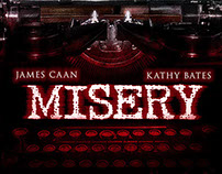 MISERY Re-Release Art