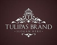 Tulipas Brand Logo