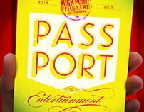 High Point Theatre 2014/2015 Season Passport