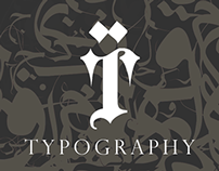 Typography - Cailgraphy