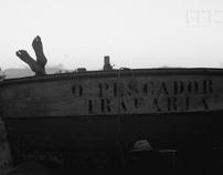 O velho pescador da trafaria