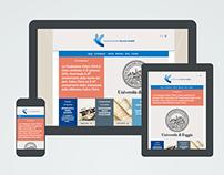 Fondazione Felice Chirò - Responsive Website