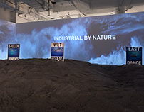 Industrial By Nature -  CIFF live installation