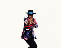 Theophilus London - Tribe single artwork