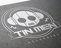 Logo Design & Branding - Tin Men