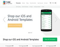 MyAppTemplates Redesign