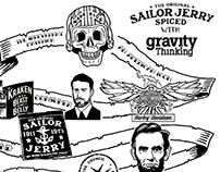 Sailor Jerry Rum: Client experiential journey