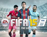 FIFA 15 New Poster