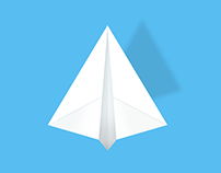 Landing page - Paper Planes