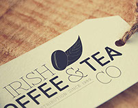 Irish Coffee & Tea Co. | Identity & Website