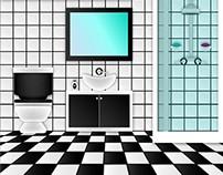 Furniture vectors for Freepik