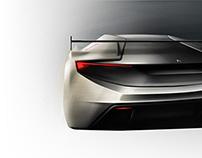 Acura E-GT
