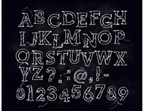 Electric alphabet