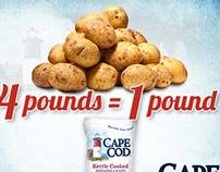 Cape Cod Potato Chip Facebook Post