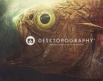 DELIVERANCE • DESKTOPOGRAPHY • 2014