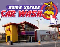 Sams Xpress Car Wash - Fleet Handout