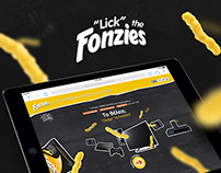 """Lick"" the Fonzies!"