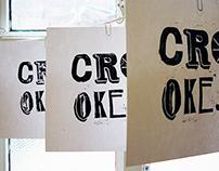 CROOKES - Lino Print