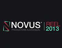 NOVUS PRODUCTORA AUDIOVISUAL - Web Site