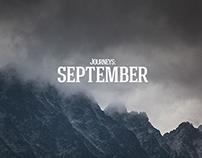 Journeys: September