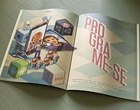 Gol Magazine - Program yourself
