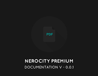Documentation for Nerocity Premium WordPress Themes