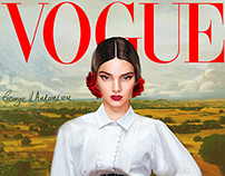 Vogue cover Kendall