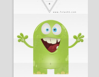 Character Design/Web Mascot