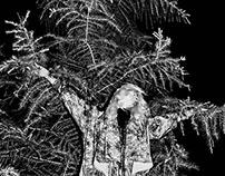 Gravure Magazine Moon Flower / Rodarte Collaboration