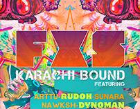 FXS: Karachi Bound - Poster Design