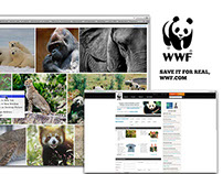 WWF / SAVE IT FOR REAL.