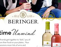 Beringer Wines Adcept