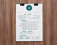 Personal Resume / Curriculum Vitae