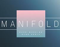 Manifold CF Font