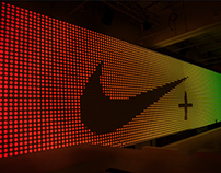 NIKE - FuelBand Launch